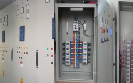 Thi công lắp đặt hệ thống điện tại Quảng Ngãi